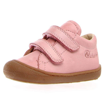 Naturino Girl's & Boy's Cocoon Vl Nappa Spazz. Sneakers - Pink