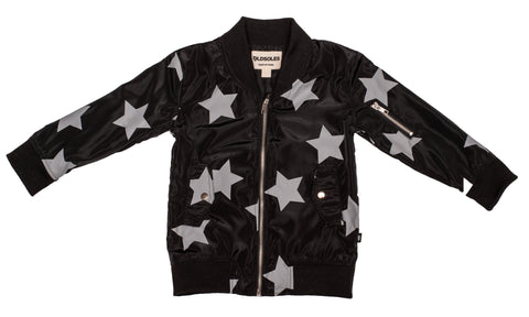 Old Soles Star Performer Squad Goals Jacket Black