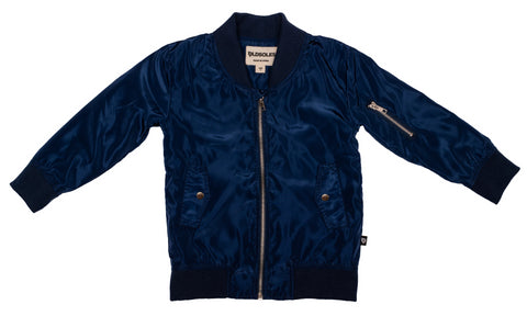 Old Soles Squad Goals Jacket Rainbow Navy
