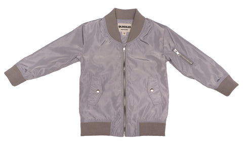 Old Soles Squad Goals Jacket Grey