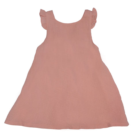 Old Soles Flutterbye Dress Dusk
