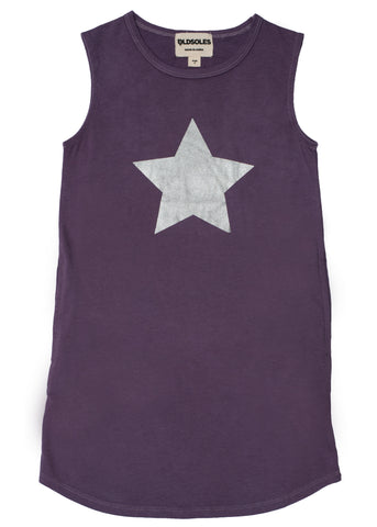 Old Soles Star Performer Tank Midnight