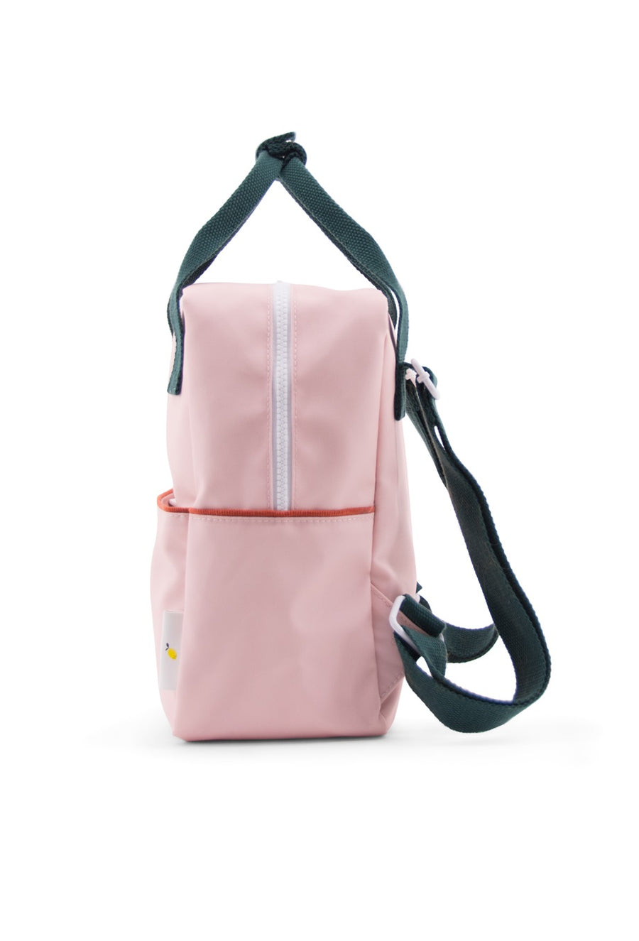 Sticky Lemon Corduroy Collection Small Backpack, Soft Pink