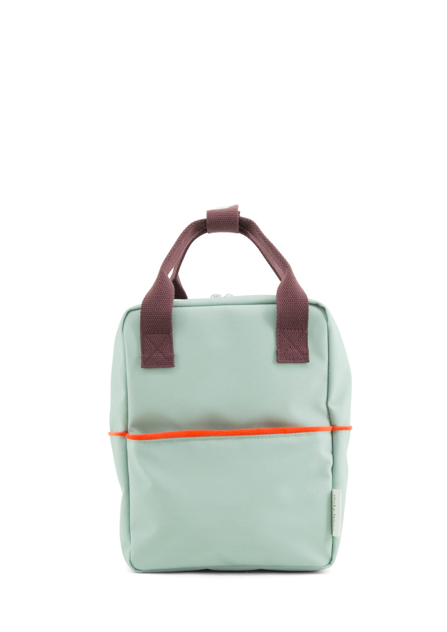 Sticky Lemon Small Backpack, Sage Green