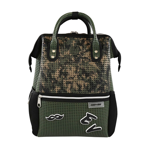 Light + Nine Hunter Camo Tweeny Backpack