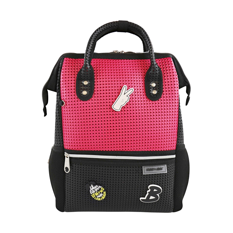 Light + Nine Sweet Pink Tweeny Backpack