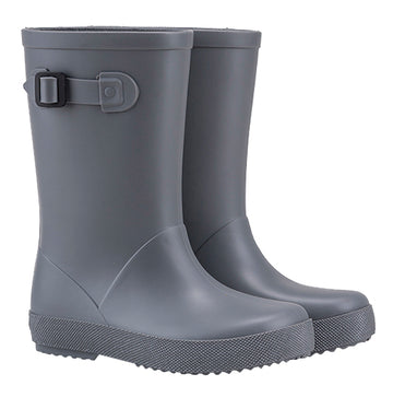 Igor Boy's & Girl's Splash MC Rain Boot, Gris Grey