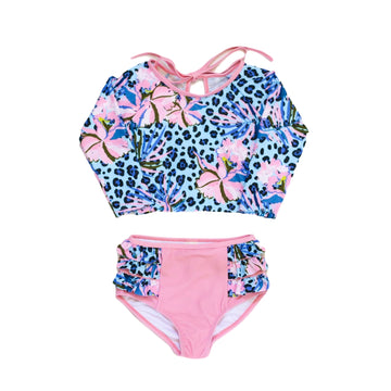 Blueberry Bay Palmilla Dolce Two Piece Swimsuit