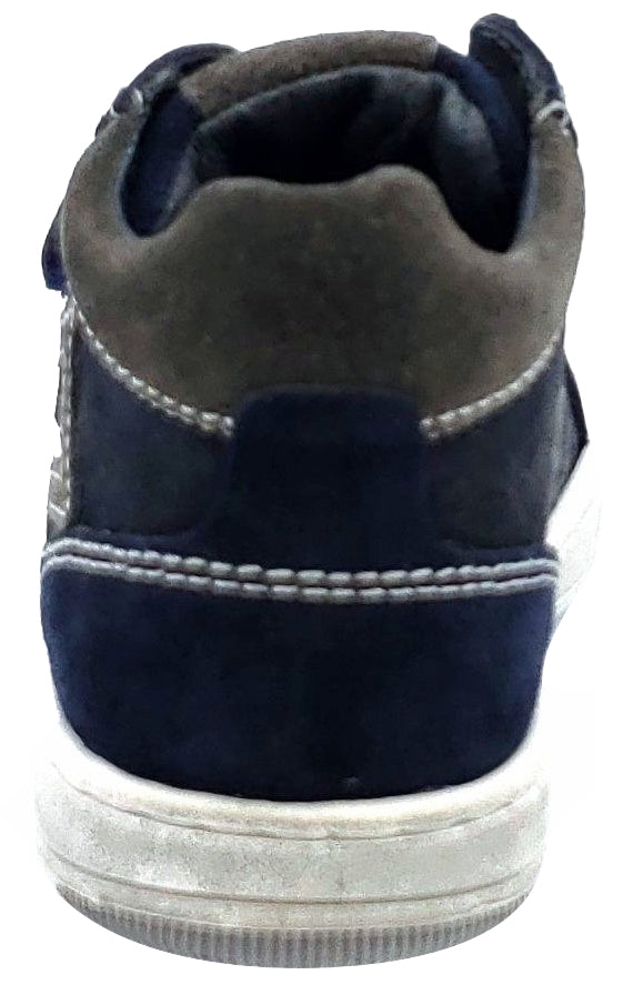 Naturino Boy's Rufus Shoes, Bleu-Antracite