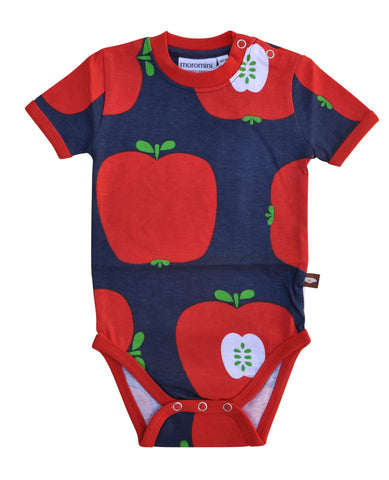 Moromini Baby Apple Bodysuit