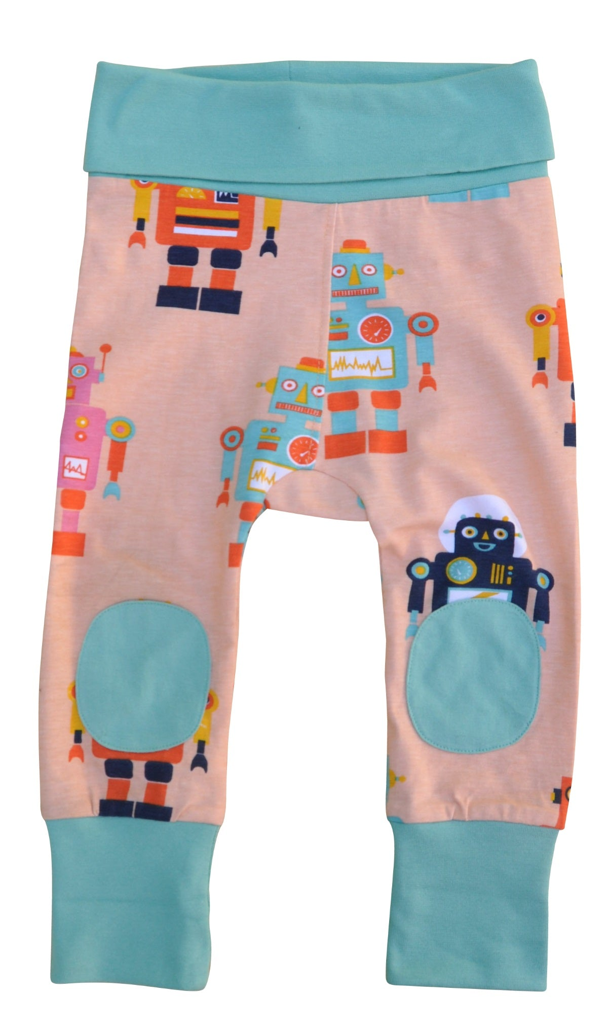 Moromini Baby Robot Pants Just Shoes For Kids