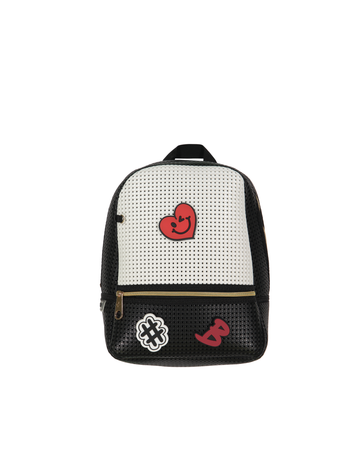 Light + Nine Black & White Starter Backpack