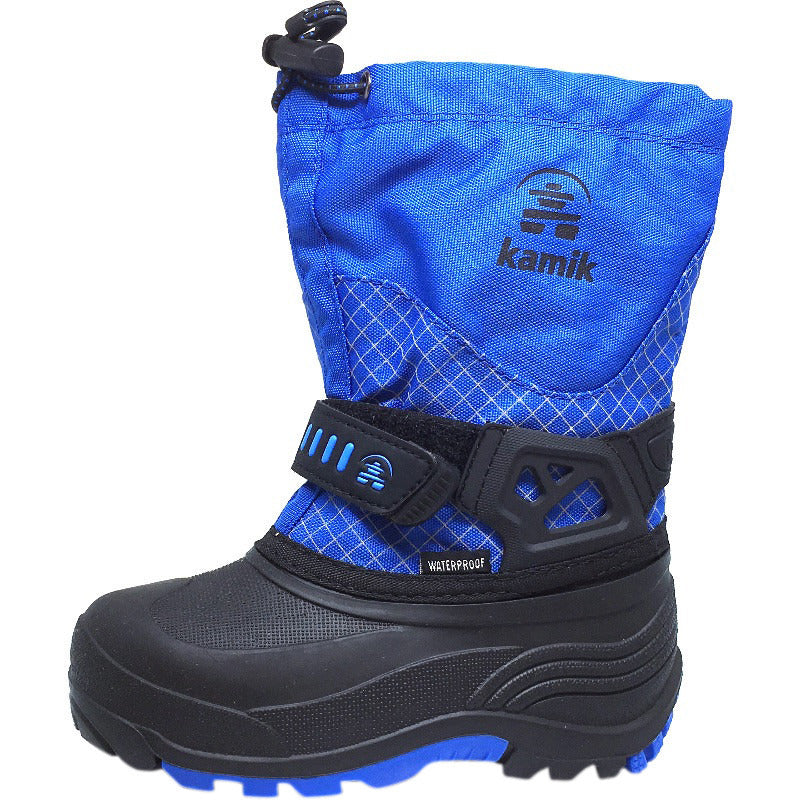 Kamik Dare Kid's Waterproof Weather Thick Durable -40?íF Snow Boots inches - Just Shoes for Kids  - 2