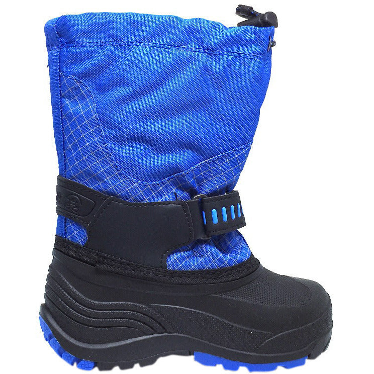Kamik Dare Kid's Waterproof Weather Thick Durable -40?íF Snow Boots inches - Just Shoes for Kids  - 4