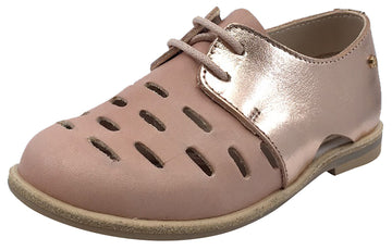 Manuela de Juan Girl's Airlia Make Up and Copper Oxford