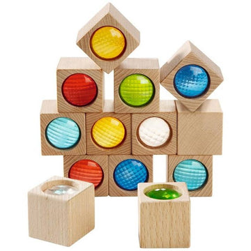 HABA Kids Kaleidoscopic Blocks