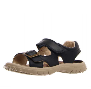 Naturino Land Sandal, Navy Blue