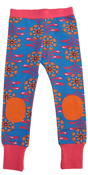 Moromini Flower Vine Pants
