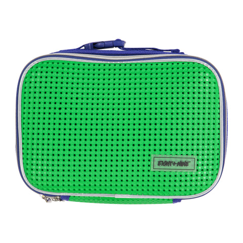 Light + Nine Apple Green Lunch Box