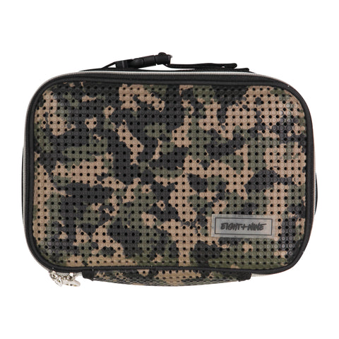Light + Nine Hunter Camo Lunch Box