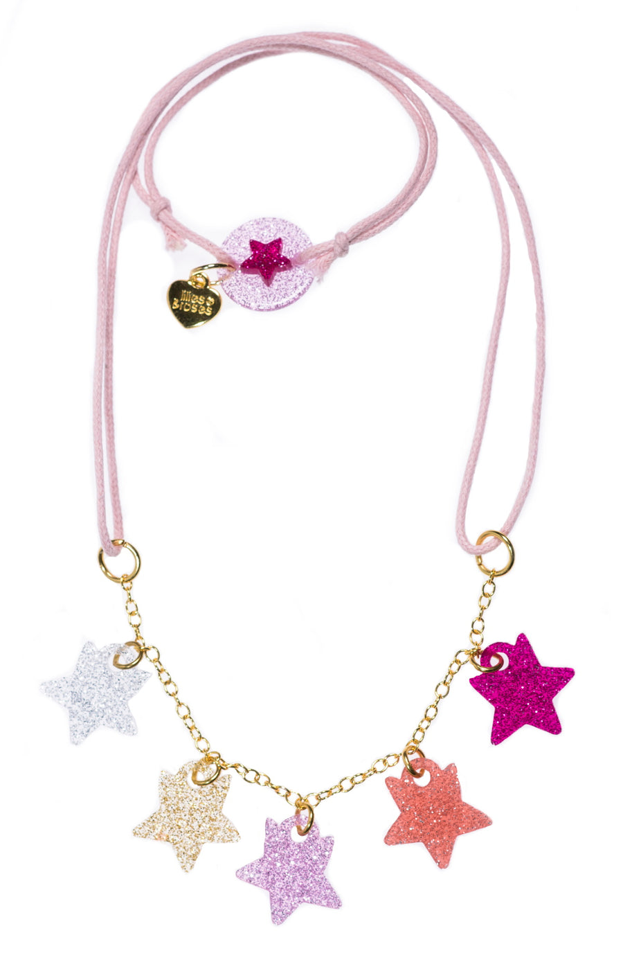 Lilies & Roses NY Star Multi Necklace