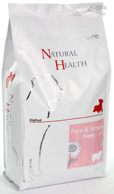 .Natural Health Miel si Orez Puppy
