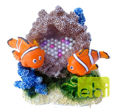 Decoratiune Acvariu - Clown Fish 8 - PetGuru Pet Shop by Vetomed