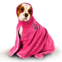 Prosop Poncho Roz - PetGuru Pet Shop by Vetomed  - 2