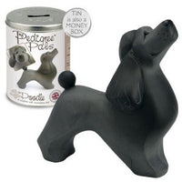 Pusculita cu figurina My Pedigree Pals Poodle - PetGuru Pet Shop by Vetomed
