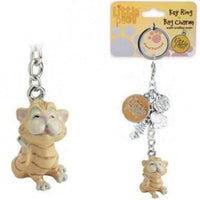 Breloc Ginger Cat - PetGuru Pet Shop by Vetomed  - 2