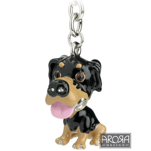 Breloc Rottweiler - PetGuru Pet Shop by Vetomed  - 1