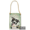 Decoratiune metal Border Collie - PetGuru Pet Shop by Vetomed