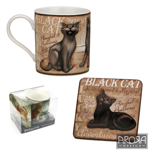 Set cana si suport Black Cat - PetGuru Pet Shop by Vetomed
