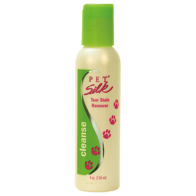 Pet Silk Tear Stain Remover 118ml