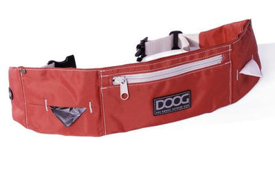 DOOG Walkie Belt- rosu - PetGuru Pet Shop by Vetomed  - 1