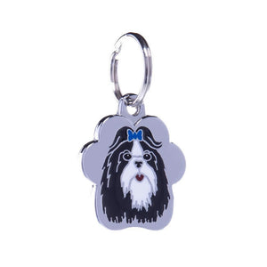 .Medalion Rainbow Shih-Tzu Par lung - PetGuru Pet Shop by Vetomed  - 1