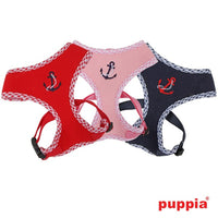 Ham Puppia Rosu cu ancora M - PetGuru Pet Shop by Vetomed  - 2