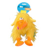 Coockoo Fuzzl galben 25x14cm - PetGuru Pet Shop by Vetomed