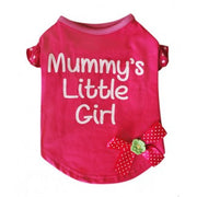Tricou Mummy's little Girl M - PetGuru Pet Shop by Vetomed  - 2