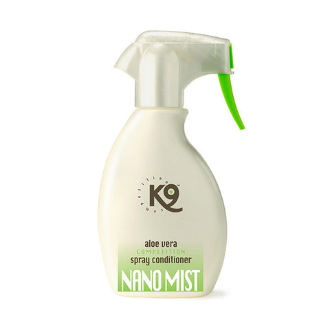 .K9 Competition Aloe Vera Nano Mist spray - PetGuru Pet Shop by Vetomed