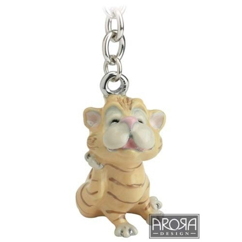 Breloc Ginger Cat - PetGuru Pet Shop by Vetomed  - 1