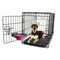 .Castron pliabil pentru cusca de transport - PetGuru Pet Shop by Vetomed  - 2