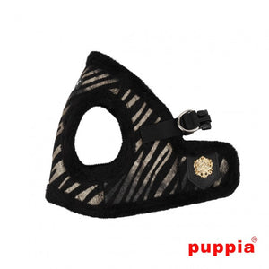 Ham Vesta Puppia tip B cu polar Deluxe M - PetGuru Pet Shop by Vetomed  - 1