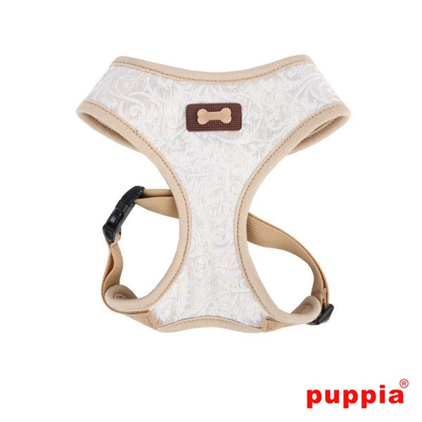 Ham Puppia Gala crem cu auriu M - PetGuru Pet Shop by Vetomed  - 1