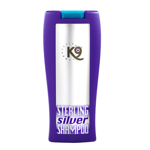 .K9 Horse Sterling Silver Shampoo - PetGuru Pet Shop by Vetomed