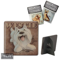 Magnet Westie - PetGuru Pet Shop by Vetomed