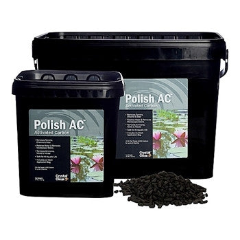 CRYSTAL CLEAR: POLISH ACTIVATED CARBON