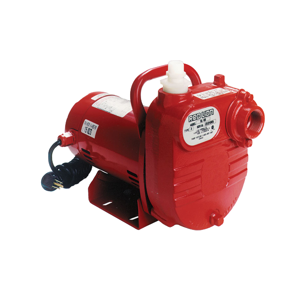 Red Lion Self-Priming Multi-PurposeTransfer Pump