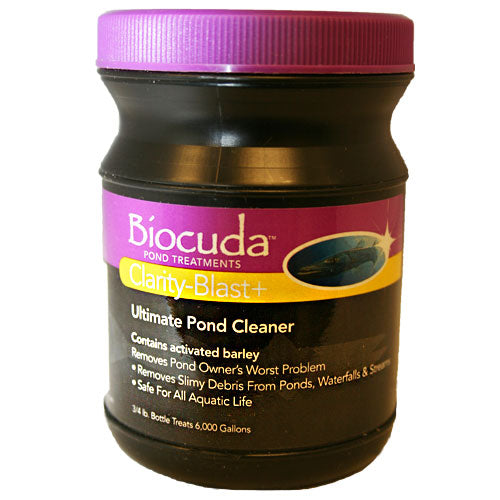 Atlantic Water Gardens: Dry Treatment Biocuda Clarity-Blast +
