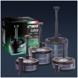 SICCE FILTER/PUMP/FOUNTAIN KIT ECO POND